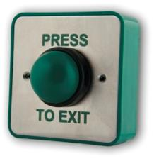Heavy Duty Request-To-Exit Push Button
