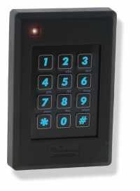 P-640 Patagonia Proximity Reader and Keypad